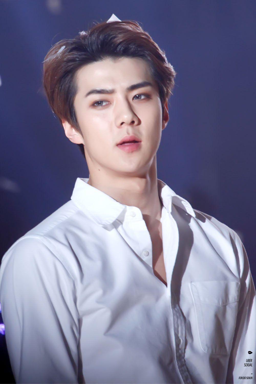 Trending The 11 Male K Pop Idols Who Look Like Asian Royalty Koreaboo Exo Sehun Sehun Exo Music