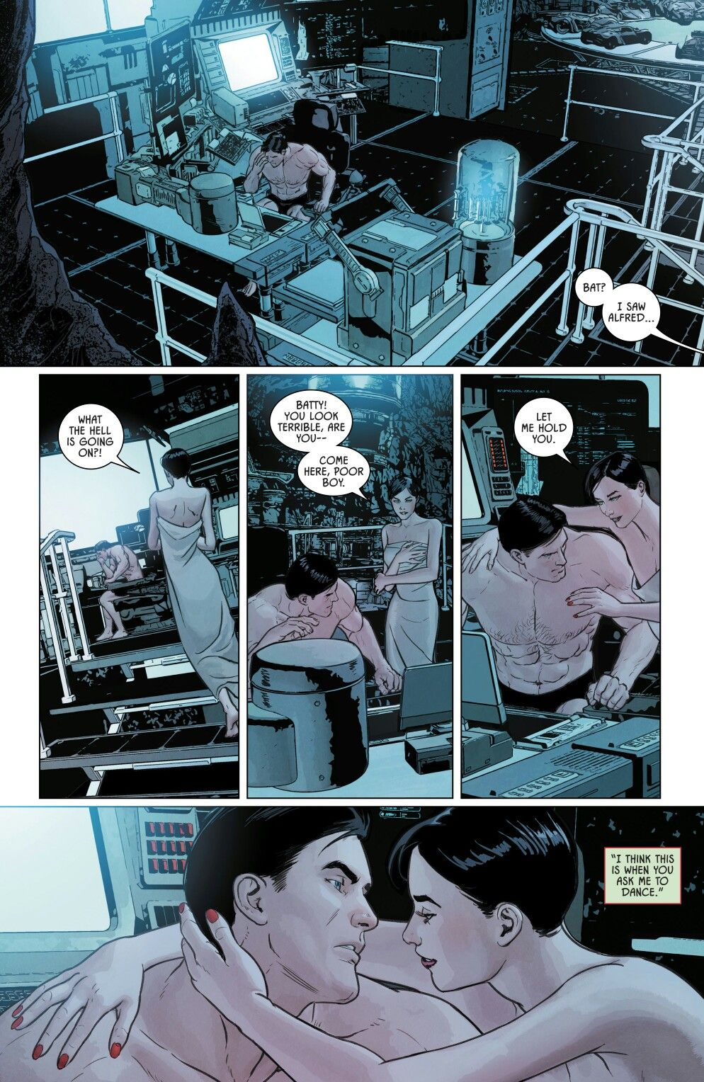 bane and catwoman relationship quiz