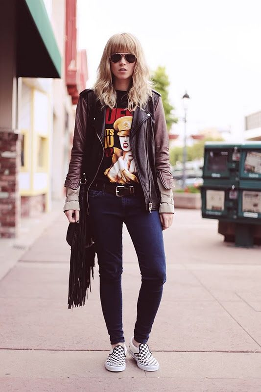 Checkerboard vans outfit - Google zoeken | Outfits | Pinterest