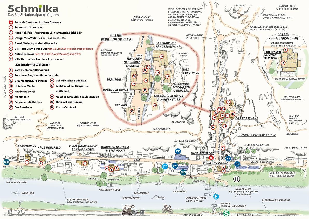 Wo Ist Was Schmilka In 2020 Bad Schandau Hotel Nationalpark Sachsische Schweiz