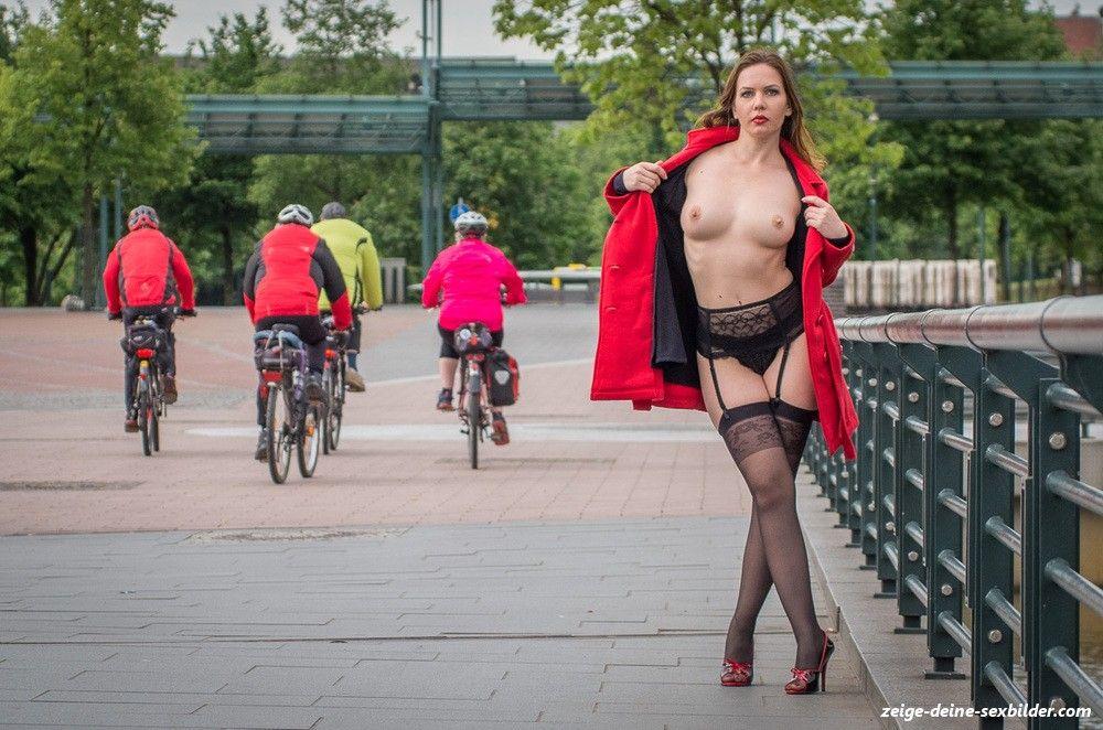 London Sex nackt
