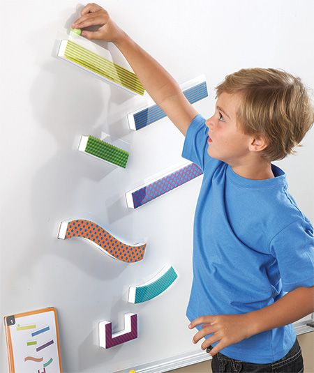 Tumble Trax Magnetic Marble Run Best For Ages 5 To 6