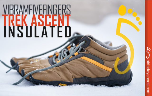 Trek Ascent Insulated Vibram Fivefingers Review