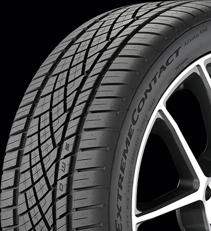 Continental ExtremeContact DWS 06 215/40ZR18 in 2020