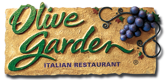 Banned From Baby Showers Welcome To The Olive Garden Olive Garden Italian Restaurant Olive Garden Coupons Olive Garden Gift Card