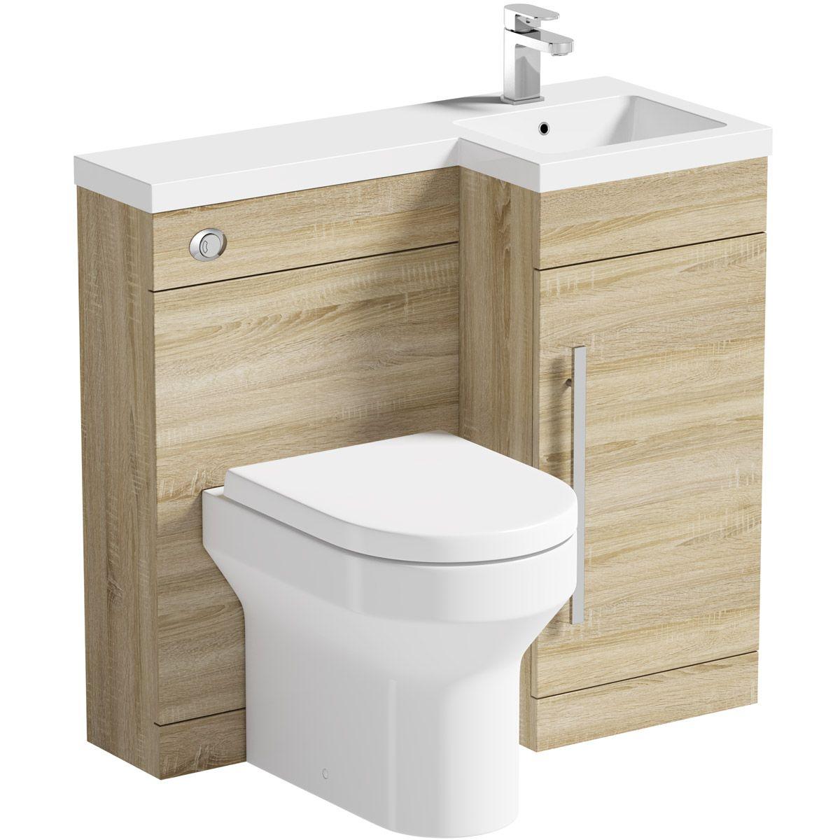 Toilet And Sink Bathroom Combination Units Victoriaplum Com ...