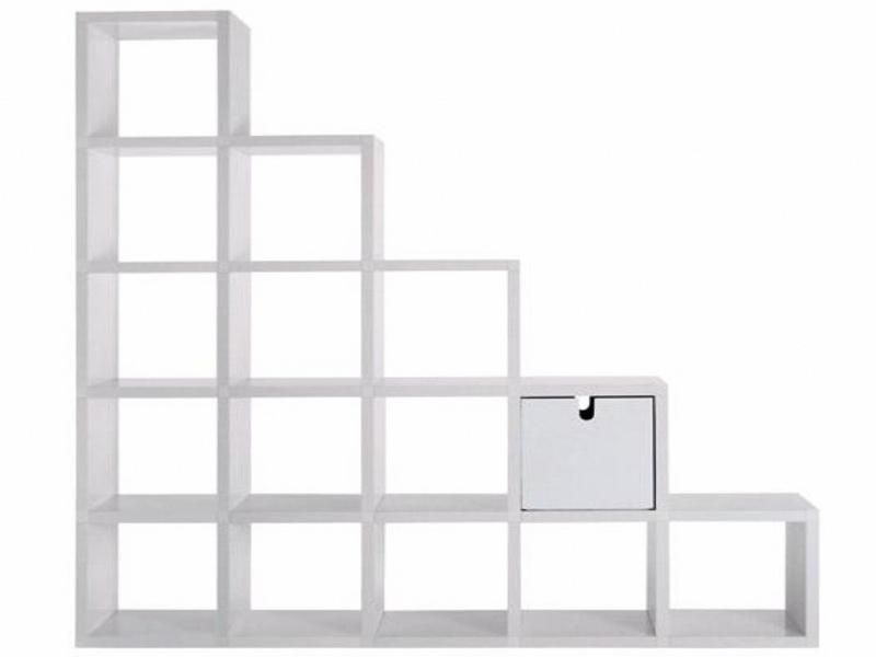 Black Cube Shelves
