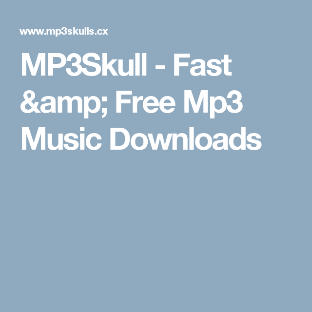 fast and free music download