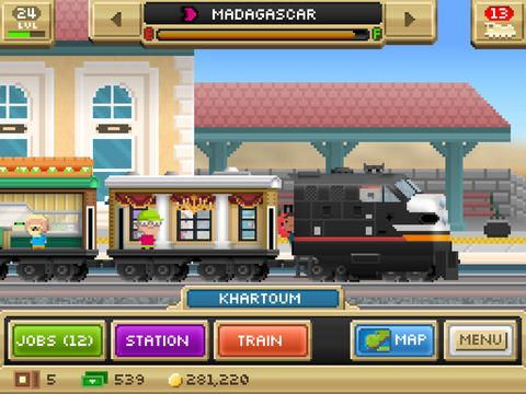 Pocket Trains (Android)