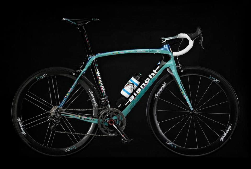 Bianchi Oltre XR Gimondi Limited Edition - 2013