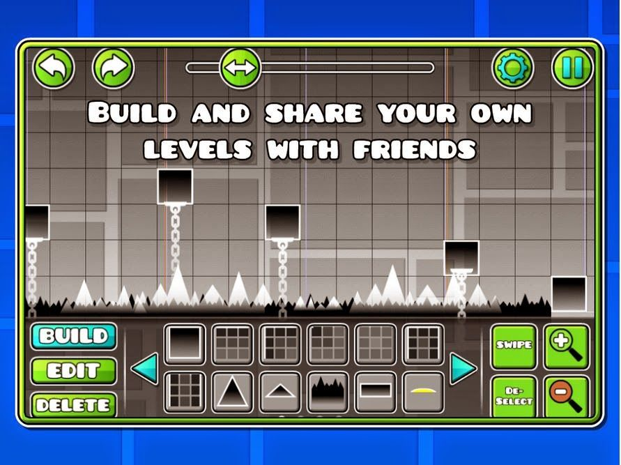 geometry dash full version free for ios