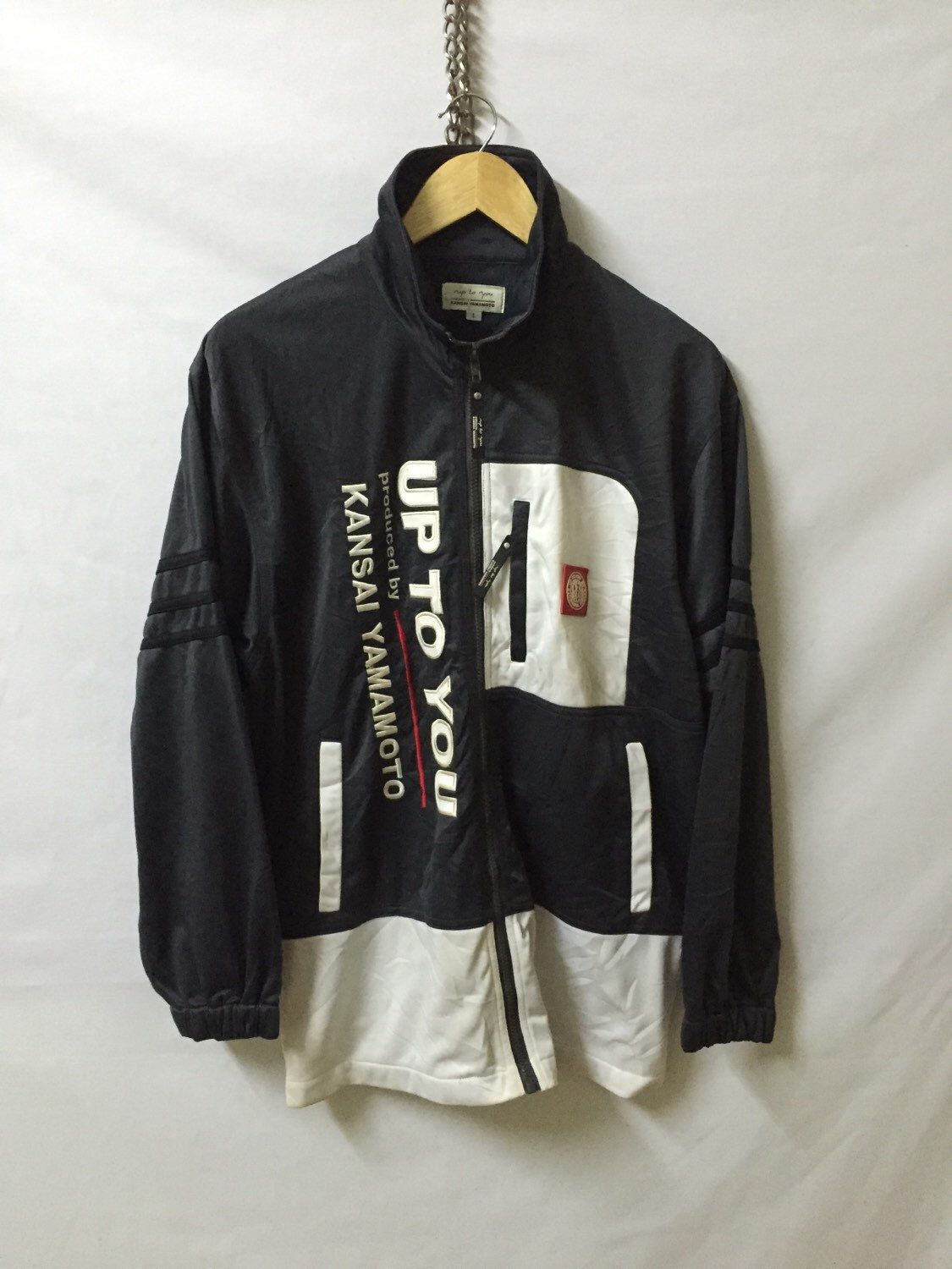 Rare!!! Up To You By Kansai Yamamoto Pullover Medium Size 0gcBhS