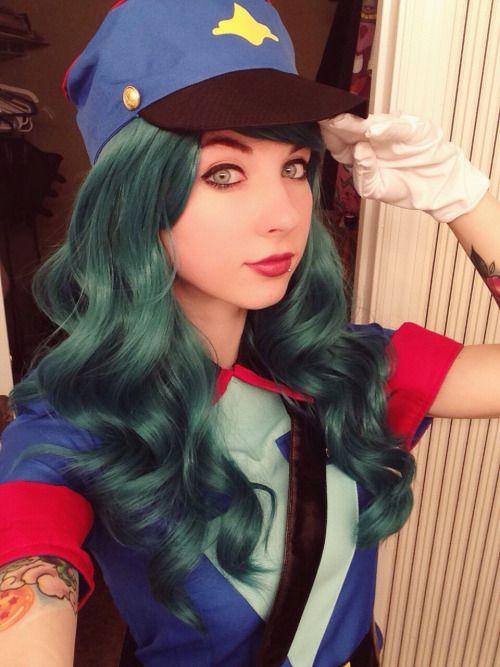 officer jenny pokemon anime cosplay by katilatah on tumblr cosplay pokemon anime anime costume