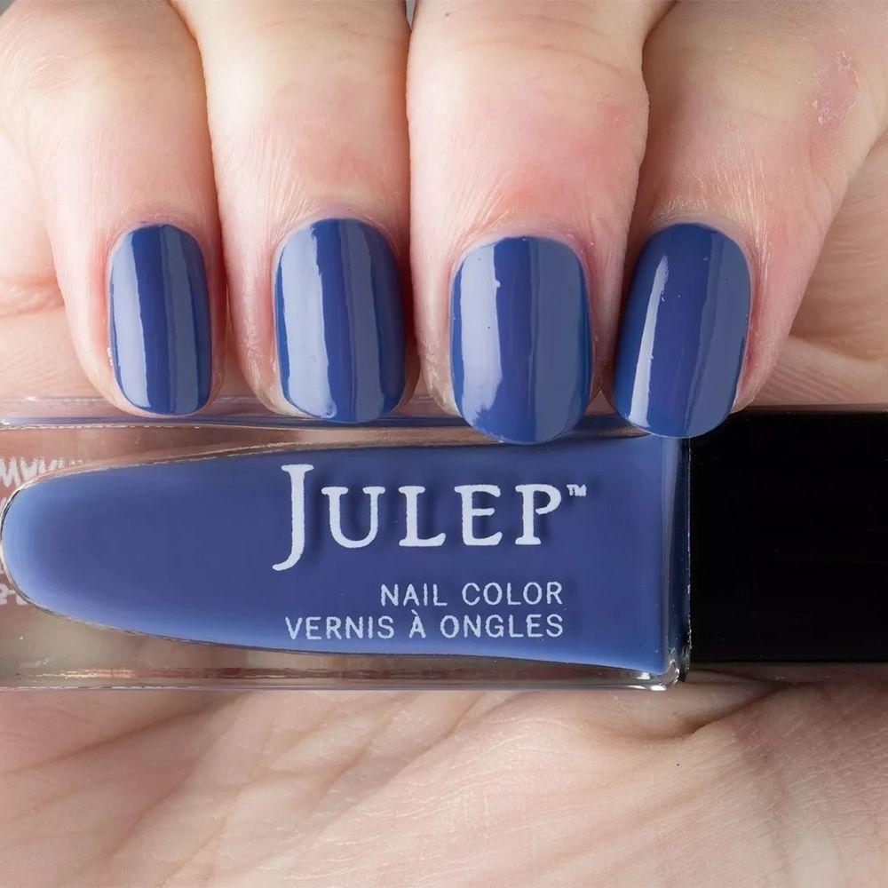 Julep Dani Nail Color Treat Polish It Mauve Blossom Cream Bnib
