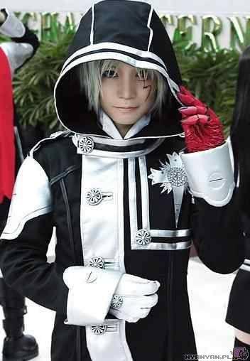 Allen Walker   D-Gray Man #cosplay #anime