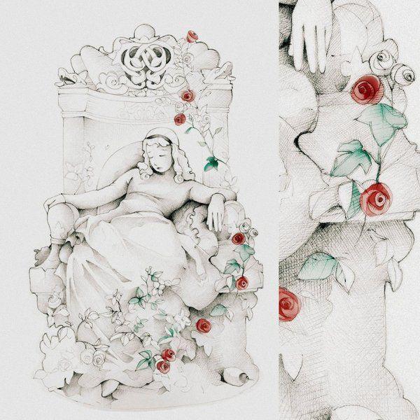 Sleeping Beauty by trifoil.deviantart.com on @deviantART