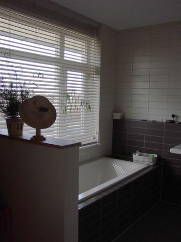 Horizontale jaloezieën voor de gewenste privacy in je badkamer ...