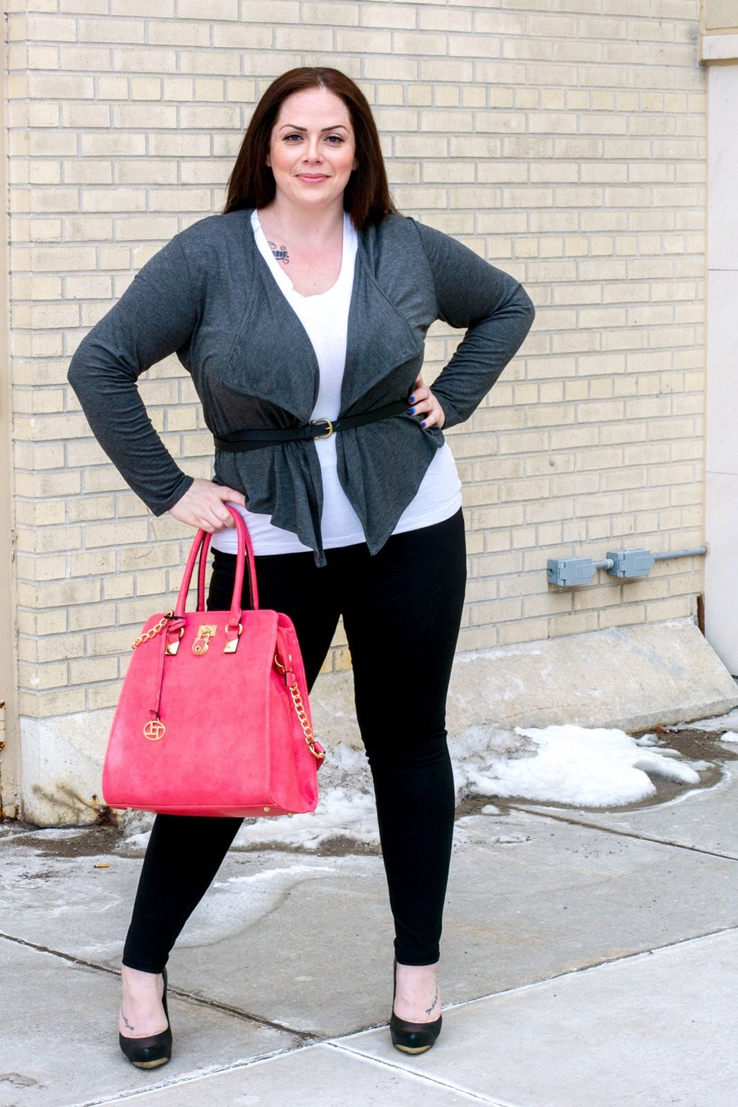 Plus size fashions for the fashion forward and trendy woman! More styles available here: voluptuousclothing.com