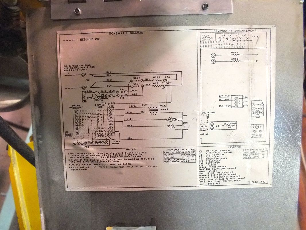 32 Wiring Diagram For Electric Furnace (With images ...