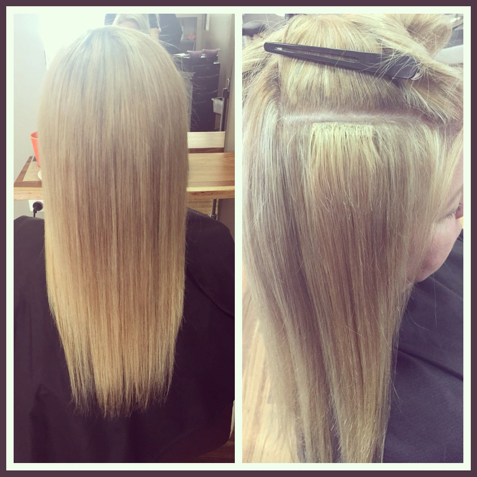 A Closer Look At The Showpony Skin Weft Hair Hair Extensions How