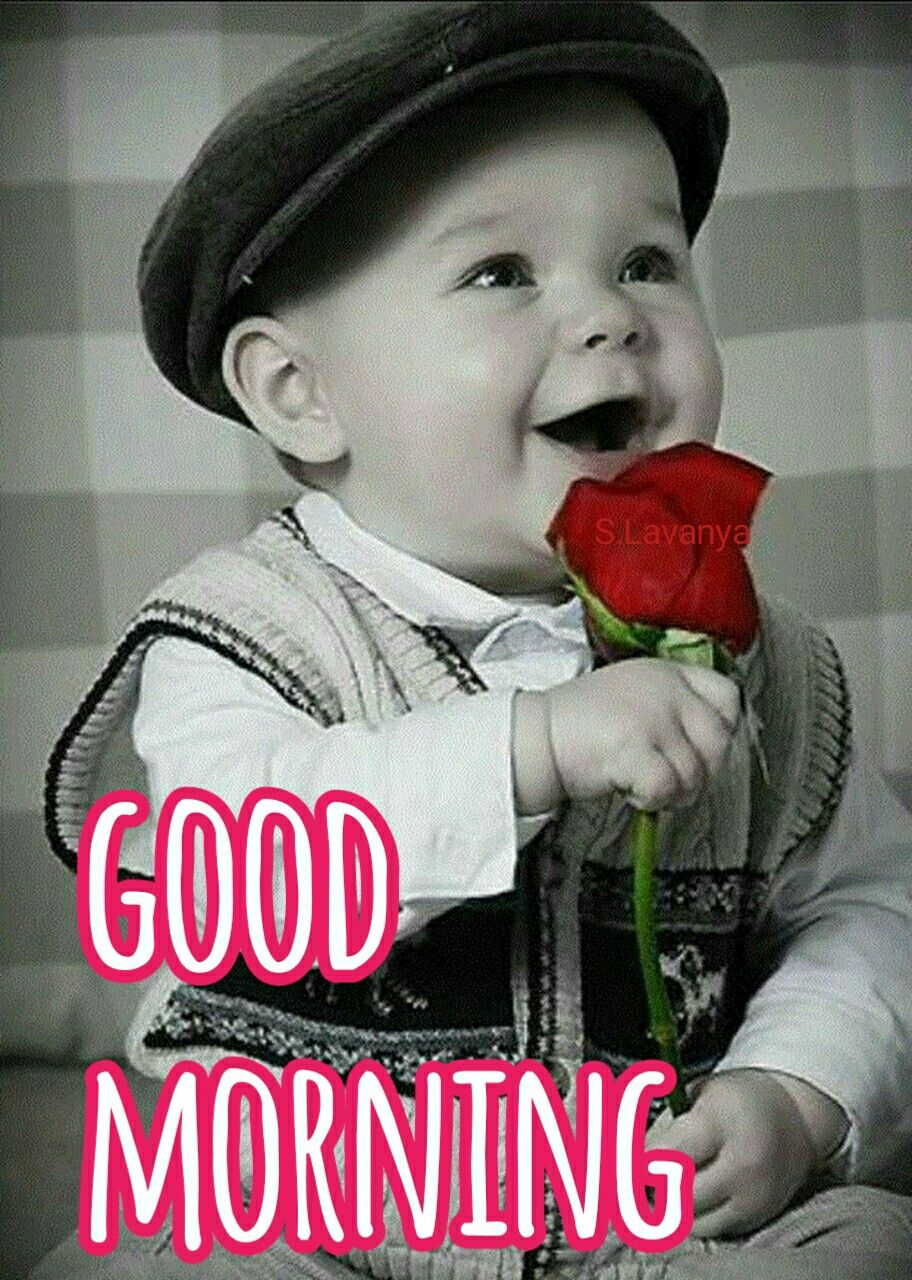So Cute A Little Gentlemen Good Morning Beautiful Quotes Good Evening Greetings Good Morning Clips