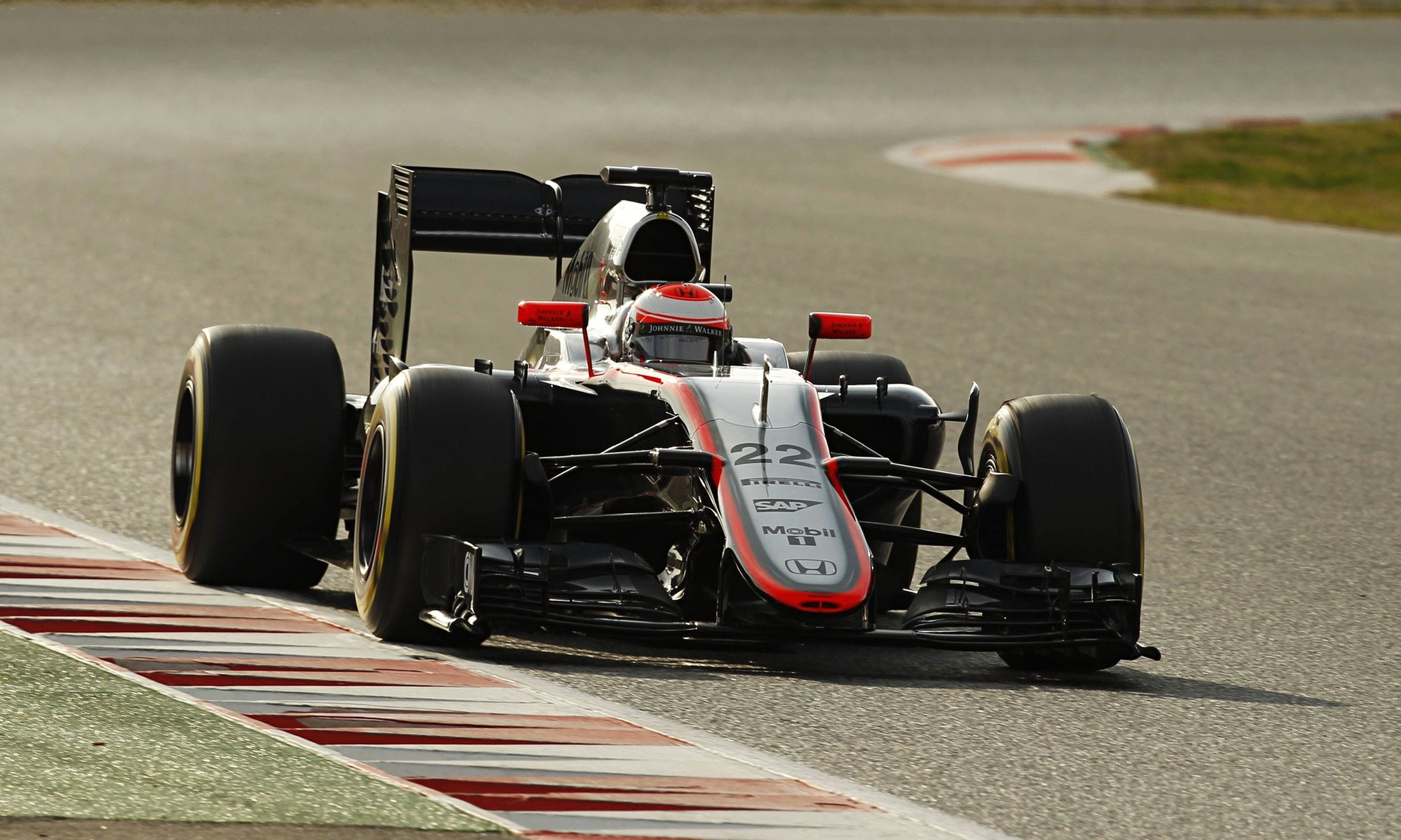 What is new for the 2015 Formula One season our spotter's
