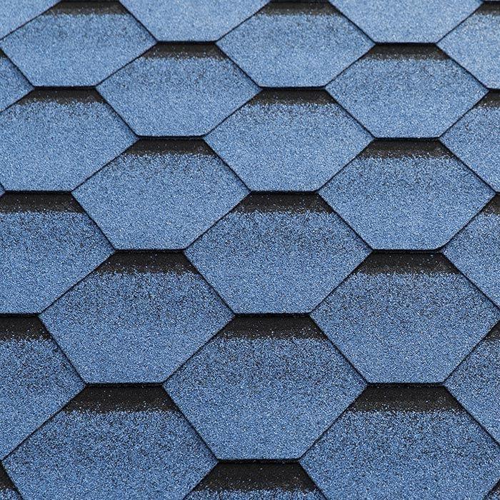 Best Katepal Super Katrilli Hexagonal Felt Roofing Shingles 3M2 640 x 480
