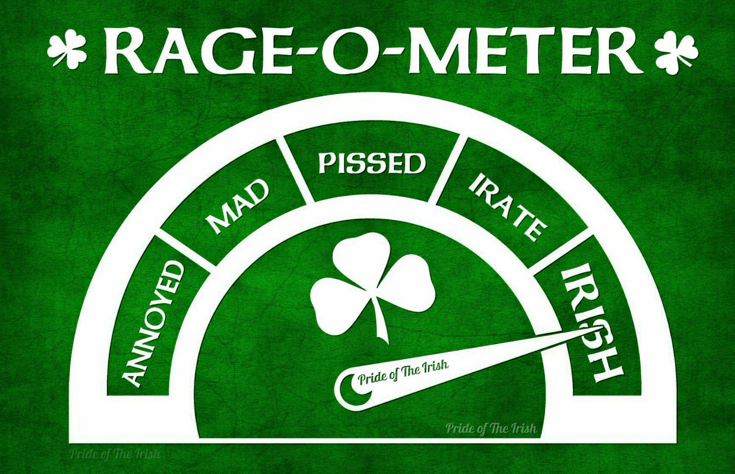 Fighting Irish Birthday Meme