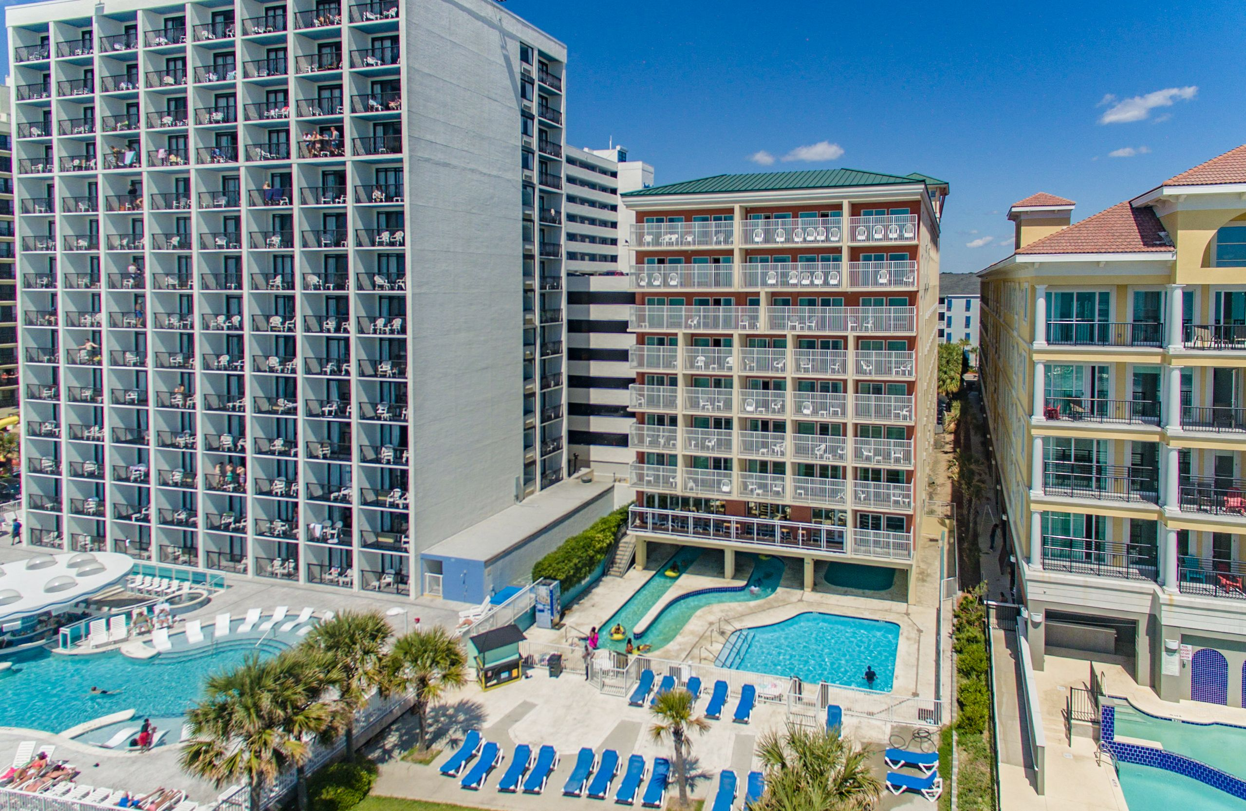 Welcome To Myrtle Beach Oceanfront Atlantic Palms Hotel Suites