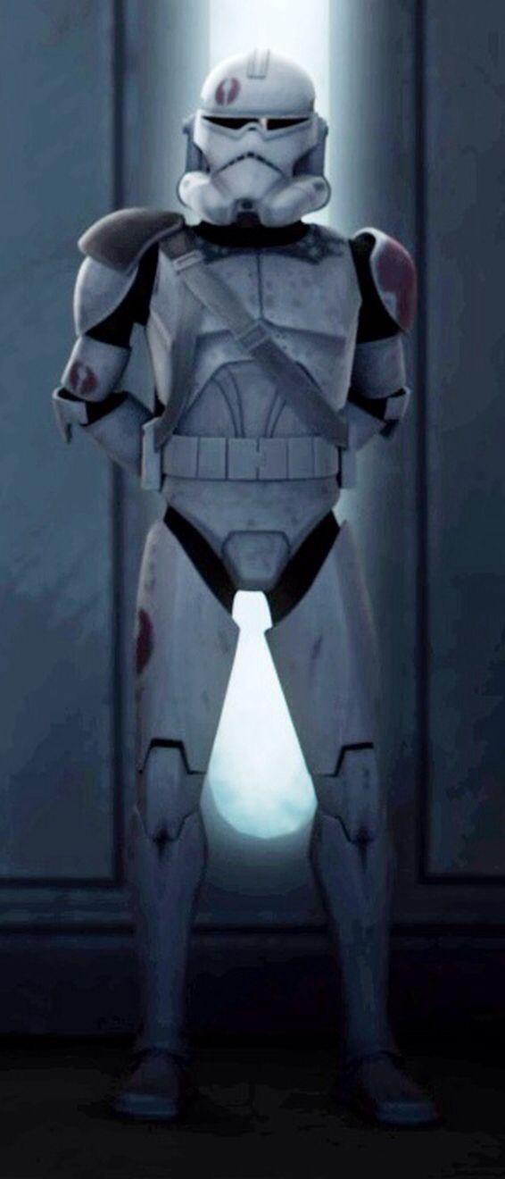 Star Wars Arc Trooper Helmet