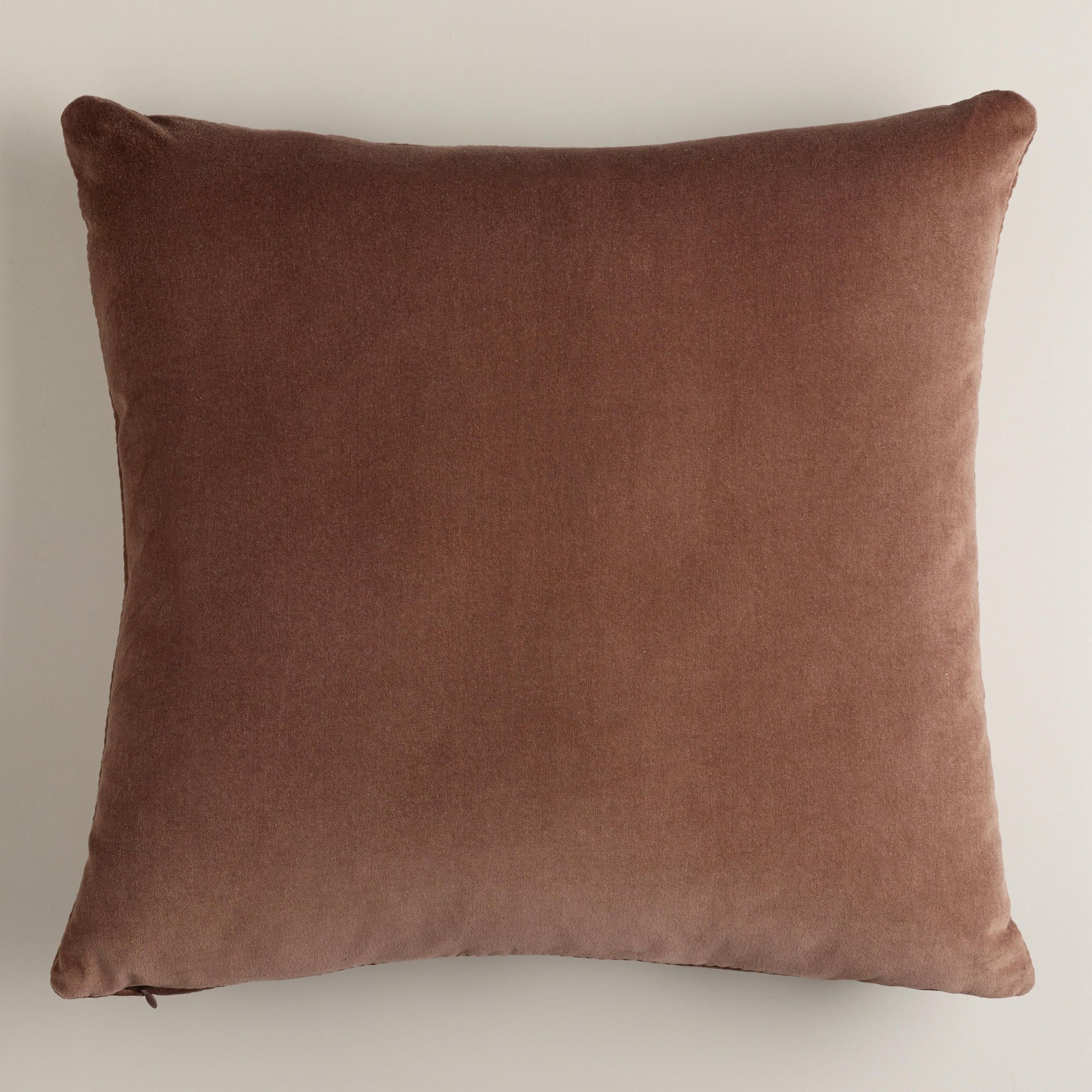 Rain Drum Velvet Throw Pillows (Cost Plus World Market) (15 ...