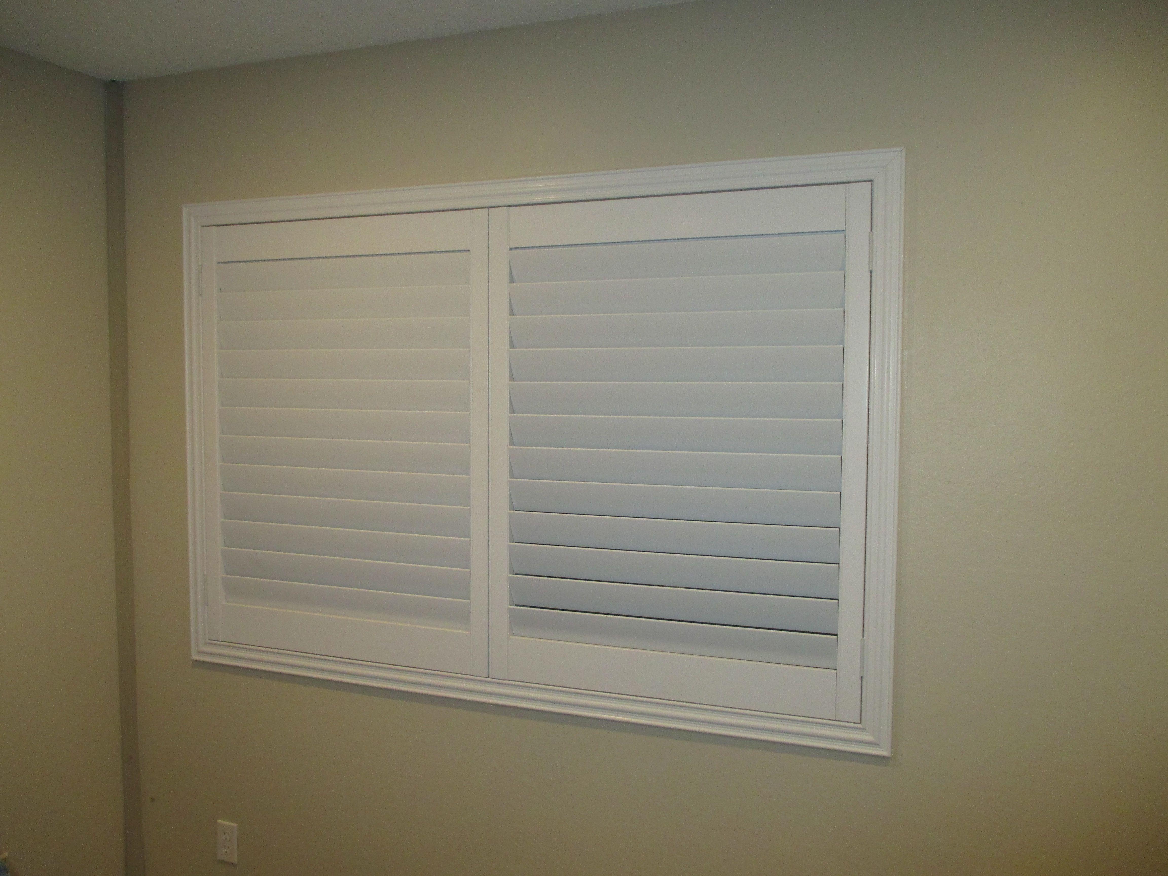 composite interior panel pin shutters shutter pinterest sliding