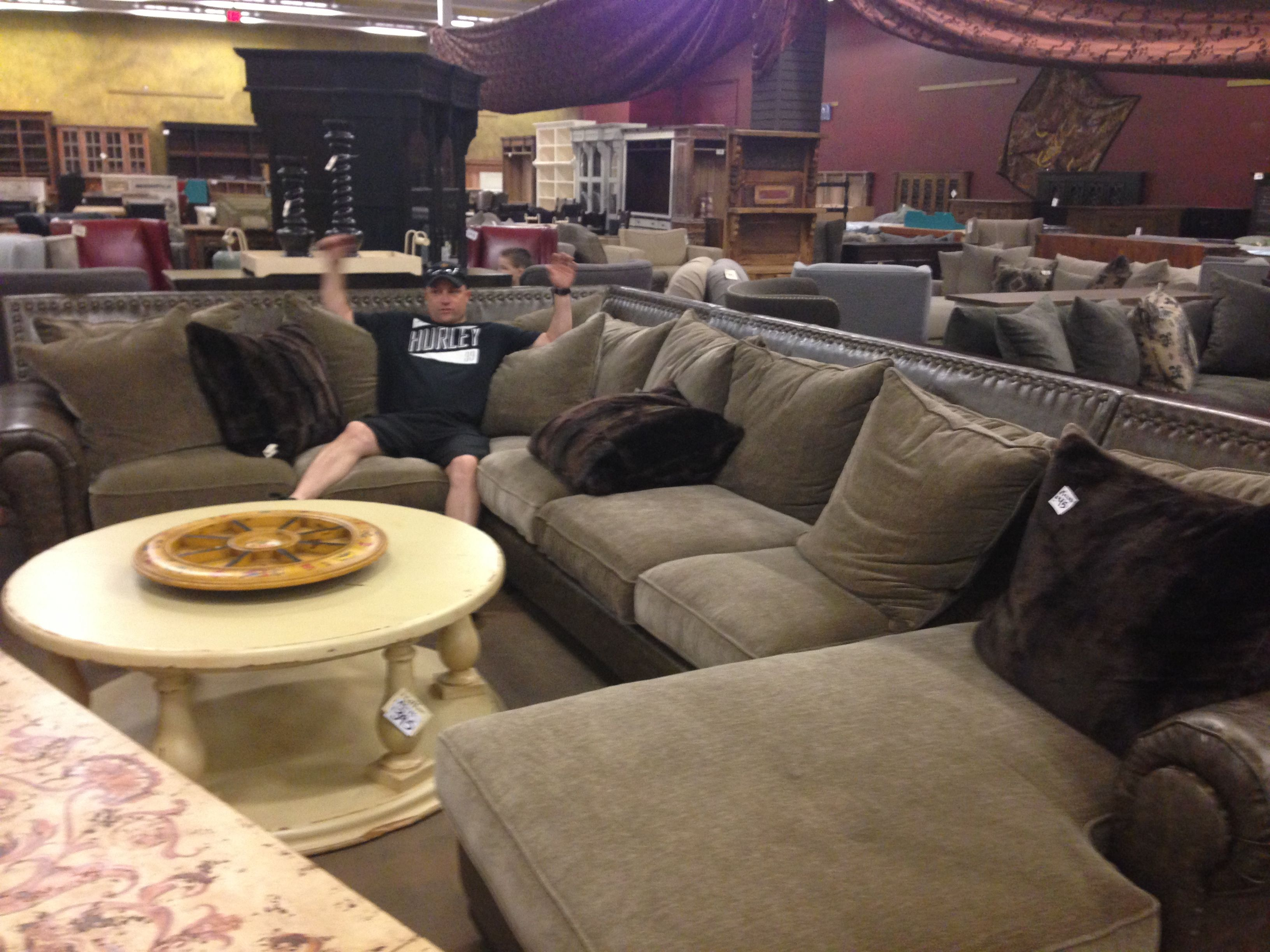 Marvelous Potato Barn Couch