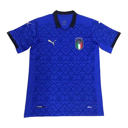 2020 Italy Home Blue Soccer Jerseys Shirt Cheap Soccer Jerseys Shop Minejerseys Cn In 2020 Jersey Shirt Soccer Jersey Jersey