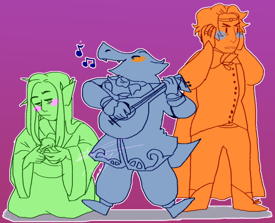 Fishfingersandscarves You Those Guys From The Flophouse Me An Intellectual The Hogsbottom Three The Adventure Zone Taz Adventure