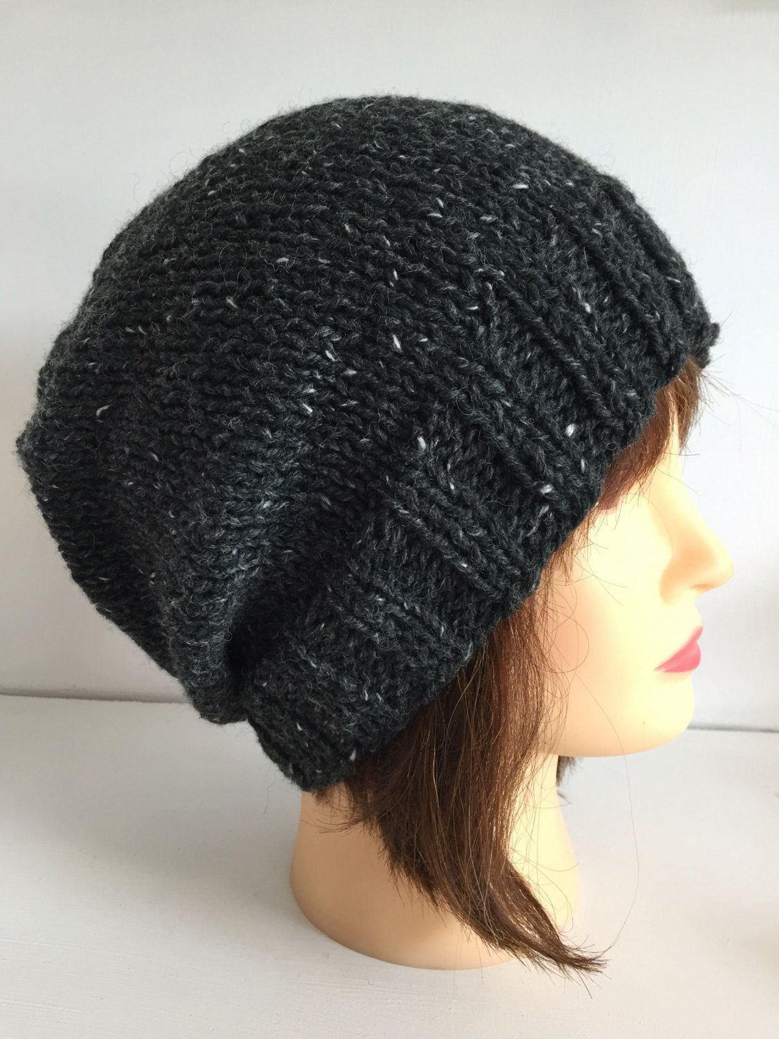 867b17e68e5cd Slouchy Beanie Hat For Him and Her