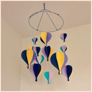 DIY - Uro med luftballoner
