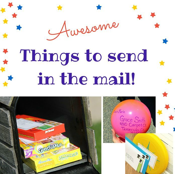 Awesome Things You Didn T Know You Could Send In The Mail