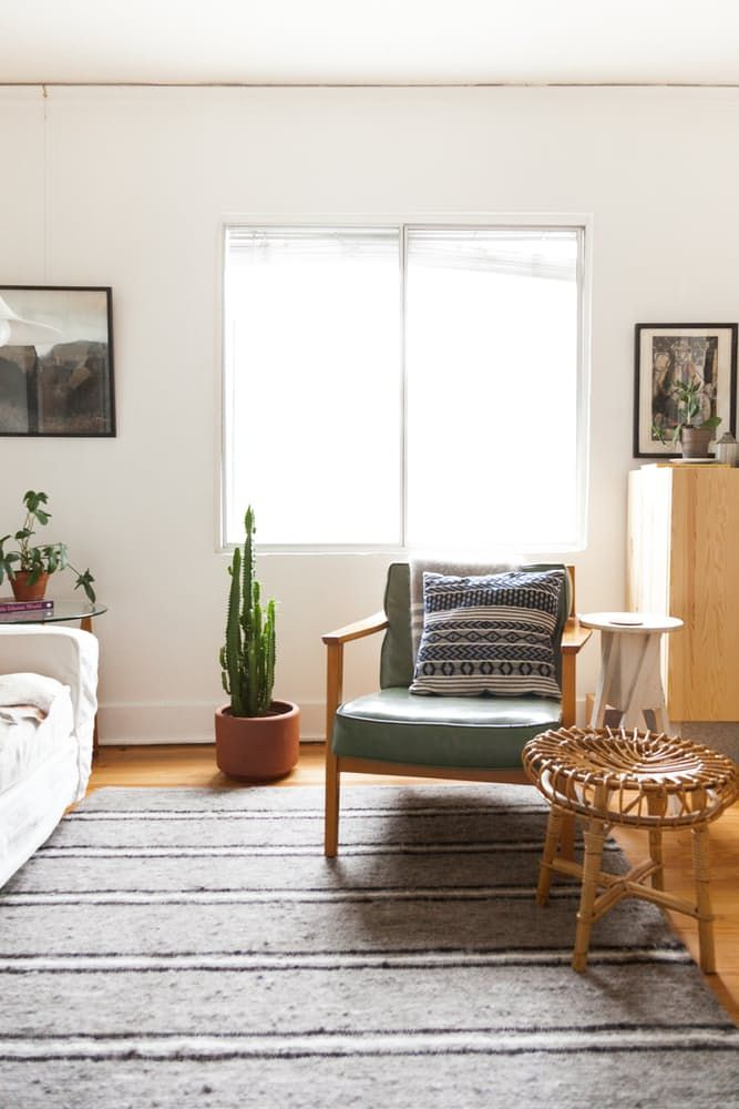 The gorgeous home of Jorie Garcia, catalog stylist and product developer for Portland-based furniture and lighting company Schoolhouse Electric.