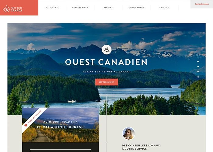 Awesome Responsive Design Website Designs For Inspiration Selection Of Aards Winning Websites Fluid Grids Flexible Images And Media