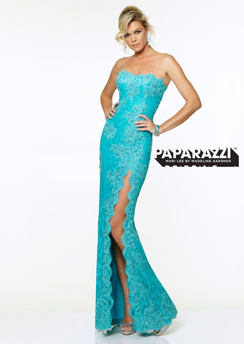 Paparazzi Prom by Mori Lee Dress 97001 | Terry Costa Dallas www ...
