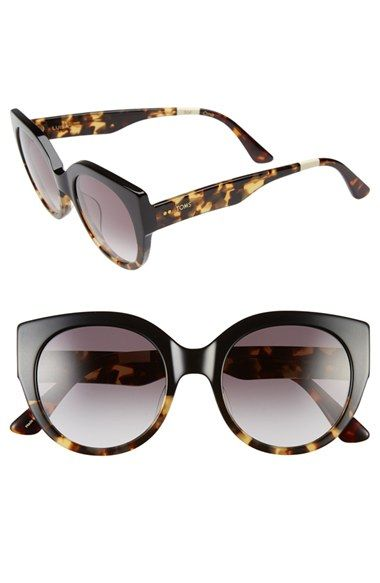 1ea05ed546b7a TOMS  Luisa  54mm Retro Sunglasses available at  Nordstrom