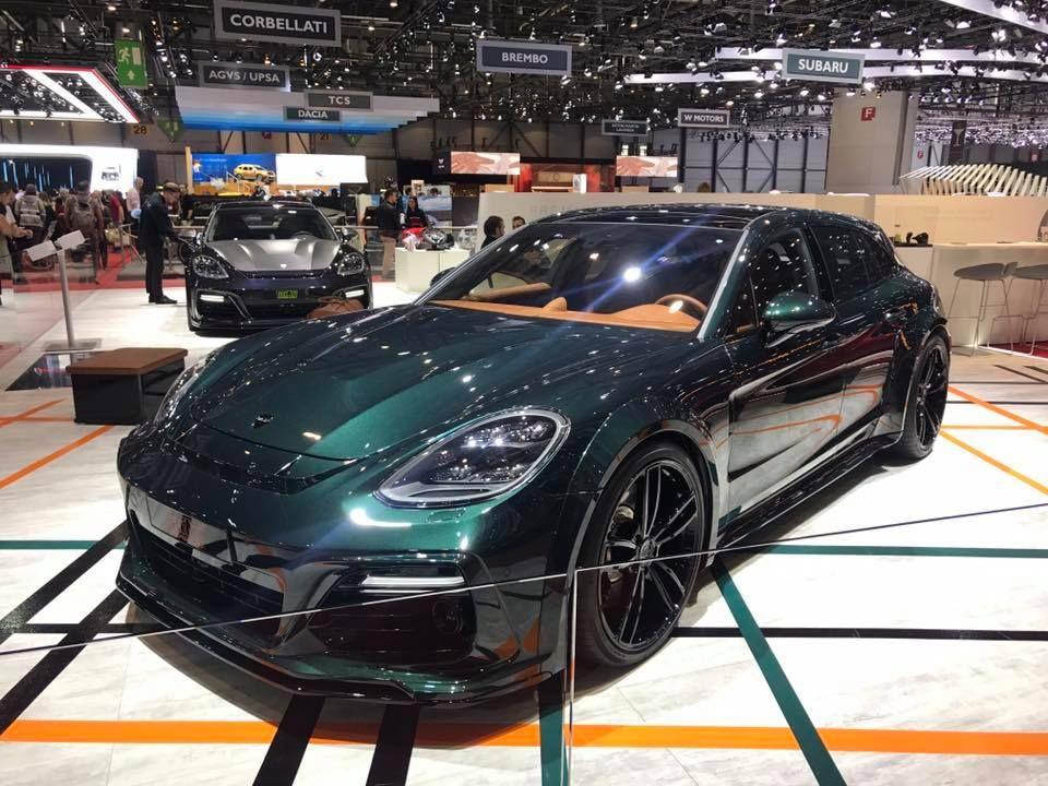 """Porsche Panamera Sport Turismo Grand GT """"Supreme"""" By"""