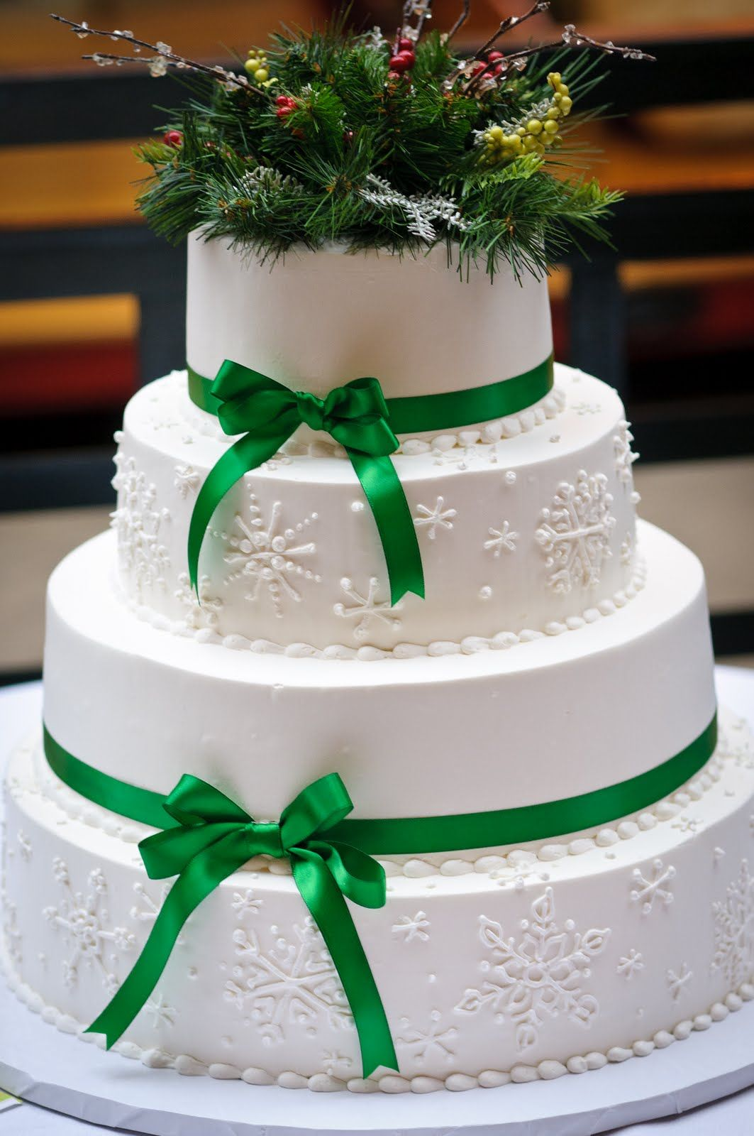 green wedding cakes modern green wedding cakes with green ribbon rwdreview 14973