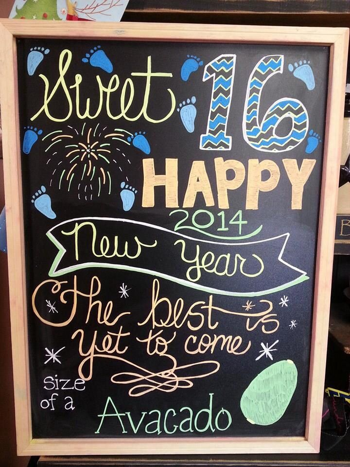 Week 16 Happy New Year The Best Is Yet To Come