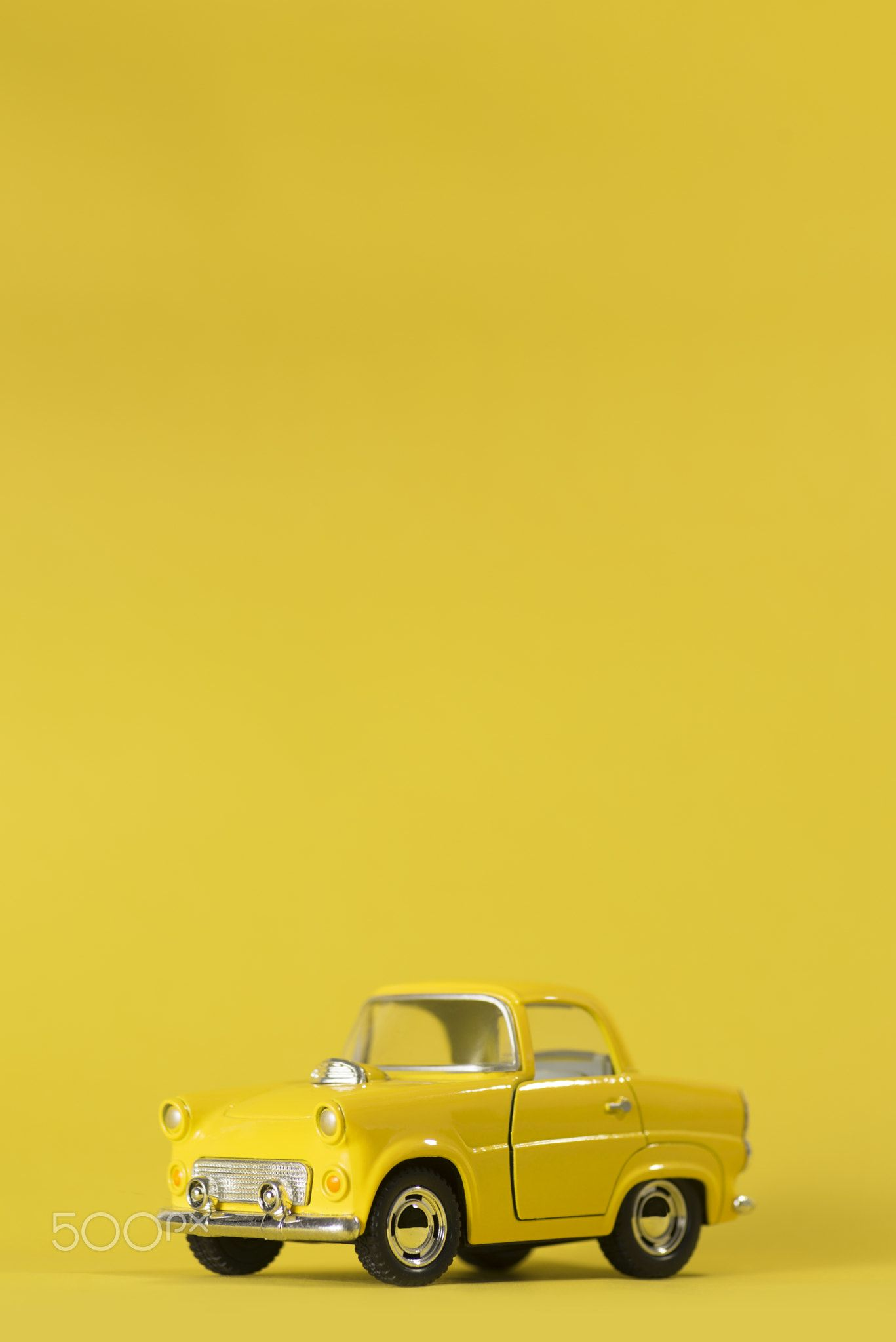 Yellow Toy Car Yellow Toy Car On A Yellow Background In 2021 Yellow Wallpaper Yellow Background Yellow Photography