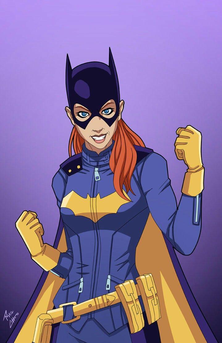 Batgirl #BarbaraGordon