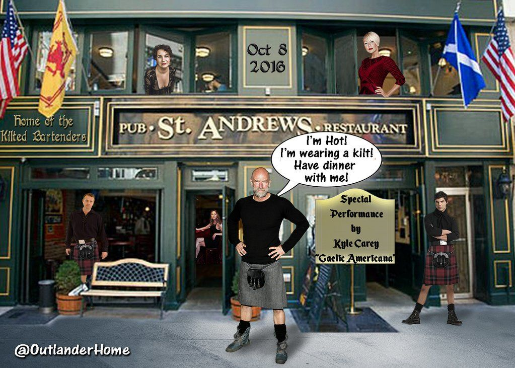 "Our ""An Evening with Graham McTavish"" Event"