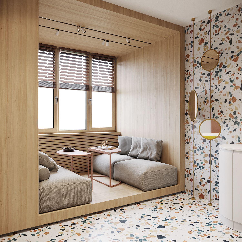 Mops Stripe On Behance 침실 아이디어 집 내부 집 인테리어 디자인