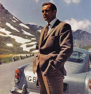 Sean Connery as Bond...James Bond